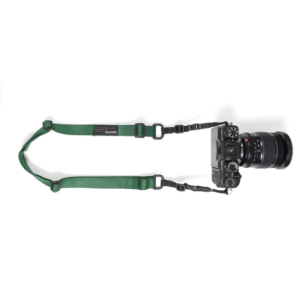 Standard Camera Sling Strap - Kelly Green