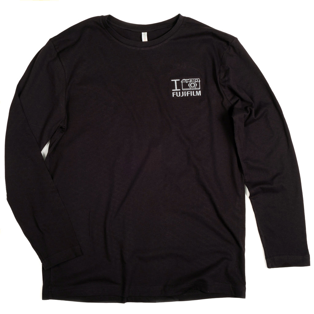 Long Sleeve I Shoot Fujifilm Shirt