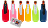 Eximius Power Beer Bottle Party Drink Thermal Coolies