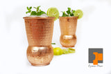 Moscow mule Copper tumblers by Eximius Power
