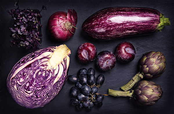 Purple May Be The New Power Food (Get To Know Anthocyanins)