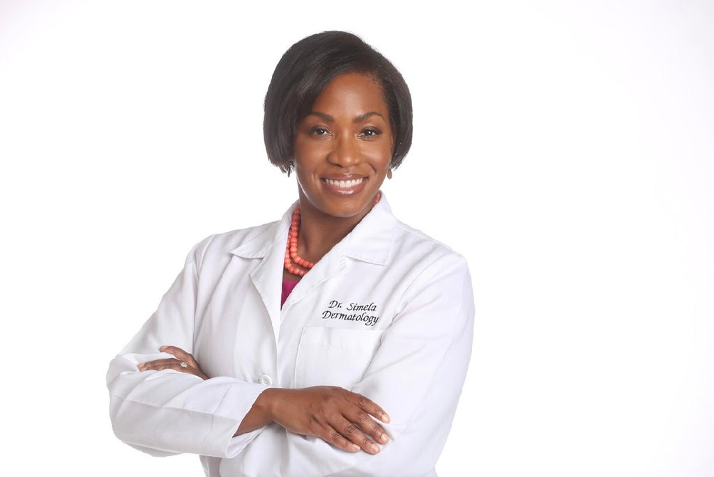 Dr. Tanasha Simela: Good Food, Good Skin Care, Good Life