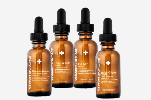 Vivant Skin Care's Vitamin A serums