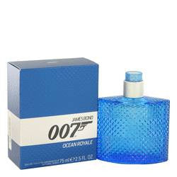 007 Ocean Royale Eau De Toilette Spray By James Bond - 2.5 oz Eau De Toilette Spray - James Bond - 1