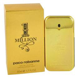1 Million Eau De Toilette Spray By Paco Rabanne - 1.7 oz Eau De Toilette Spray - Paco Rabanne - 1