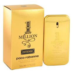 1 Million Intense Eau De Toilette Spray By Paco Rabanne - 1.7 oz Eau De Toilette Spray - Paco Rabanne - 1