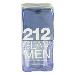 212 Glam Eau De Toilette Spray By Carolina Herrera - 3.4 oz Eau De Toilette Spray - Carolina Herrera
