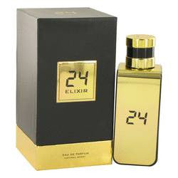 24 Gold Elixir Eau De Parfum Spray By ScentStory - 3.4 oz Eau De Parfum Spray - ScentStory