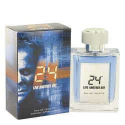 24 Live Another Day Eau De Toilette Spray By ScentStory - 3.4 oz Eau De Toilette Spray - ScentStory