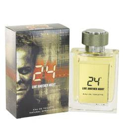 24 Live Another Night Eau De Toilette Spray By ScentStory - 3.4 oz Eau De Toilette Spray - ScentStory