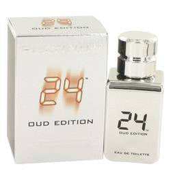 24 Platinum Oud Edition Eau De Toilette Concentree Spray By ScentStory - 1.7 oz Eau De Toilette Concentree Spray - ScentStory