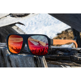 Bomber Beechwood Polarized Sunglasses