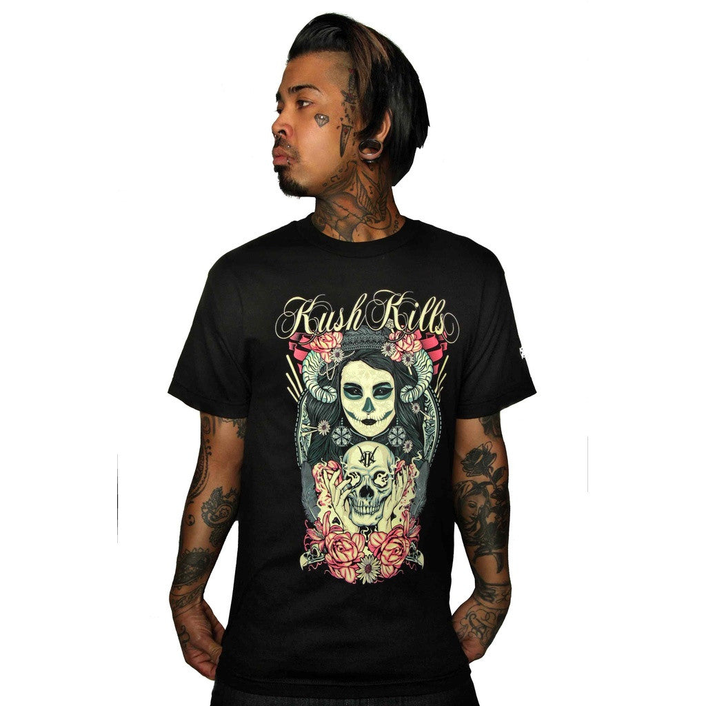 Black Magic Woman Mens T-Shirt