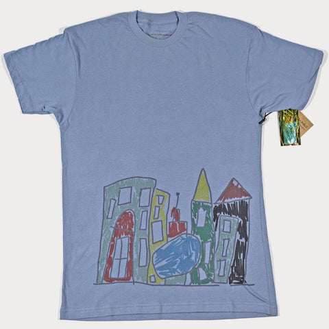 CITY GRAPHIC TEE - SLIM FIT
