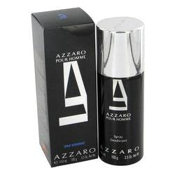 Azzaro Deodorant Spray By Loris Azzaro - 5 oz Deodorant Spray - Loris Azzaro