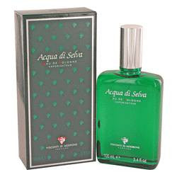 Acqua Di Selva Eau De Cologne Spray By Visconte Di Modrone - 3.4 oz Eau De Cologne Spray - Visconte Di Modrone
