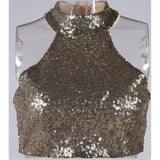 2 Pc Sequin Party Dress