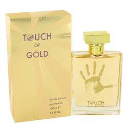 90210 Touch Of Gold Eau De Parfum Spray By Torand - 3.4 oz Eau De Parfum Spray - Torand