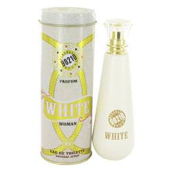90210 White Jeans Eau De Toilette Spray By Torand - 3.4 oz Eau De Toilette Spray - Torand