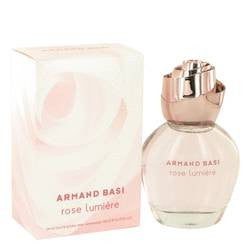 Armand Basi Rose Lumiere Eau De Toilette Spray By Armand Basi - 3.3 oz Eau De Toilette Spray - Armand Basi