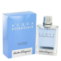 Acqua Essenziale Eau De Toilette Spray By Salvatore Ferragamo - 1.7 oz Eau De Toilette Spray - Salvatore Ferragamo - 1