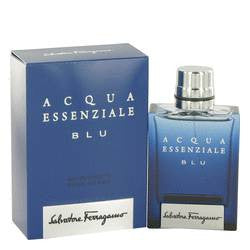 Acqua Essenziale Blu Eau De Toilette Spray By Salvatore Ferragamo - 1.7 oz Eau De Toilette Spray - Salvatore Ferragamo - 1