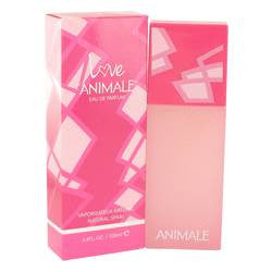 Animale Love Eau De Parfum Spray By Animale - 3.4 oz Eau De Parfum Spray - Animale