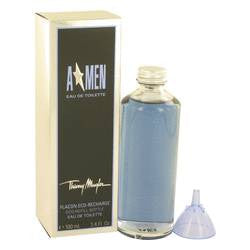 Angel Eau De Toilette Eco Refill Bottle By Thierry Mugler - 3.4 oz Eau De Toilette Eco Refill Bottle - Thierry Mugler
