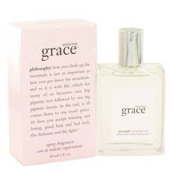 Amazing Grace Eau De Toilette Spray By Philosophy - 2 oz Eau De Toilette Spray - Philosophy