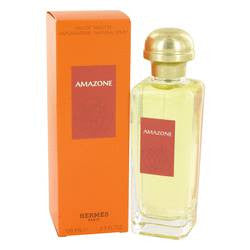 Amazone Eau De Toilette Spray By Hermes - 3.4 oz Eau De Toilette Spray - Hermes
