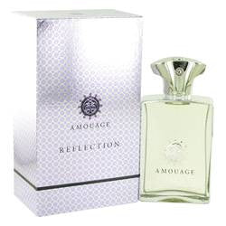 Amouage Reflection Eau De Pafum Spray By Amouage - 3.4 oz Eau De Pafum Spray - Amouage