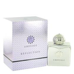 Amouage Reflection Eau De Parfum Spray By Amouage - 3.4 oz Eau De Parfum Spray - Amouage