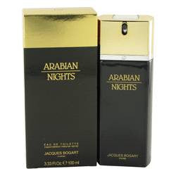 Arabian Nights Eau De Toilette Spray By Jacques Bogart - 3.4 oz Eau De Toilette Spray - Jacques Bogart