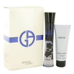 Armani Code Gift Set By Giorgio Armani - 2.5 oz Eau De Parfum Spray + 2.5 oz Body Lotion - Giorgio Armani