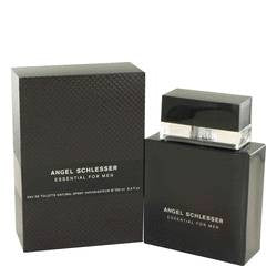 Angel Schlesser Essential Eau De Toilette Spray By Angel Schlesser - 3.4 oz Eau De Toilette Spray - Angel Schlesser