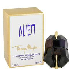 Alien Eau De Parfum Spray Refillable By Thierry Mugler - 0.5 oz Eau De Parfum Spray Refillable - Thierry Mugler - 1