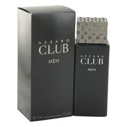 Azzaro Club Eau De Toilette Spray By Loris Azzaro - 2.5 oz Eau De Toilette Spray - Loris Azzaro