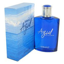 Animale Azul Eau De Toilette Spray By Animale - 3.4 oz Eau De Toilette Spray - Animale
