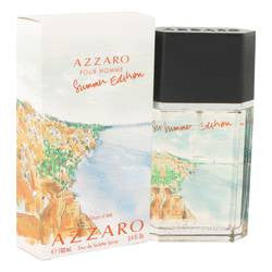 Azzaro Summer Eau De Toilette Spray By Loris Azzaro - 3.4 oz Eau De Toilette Spray - Loris Azzaro