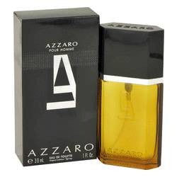 Azzaro Eau De Toilette Spray By Loris Azzaro - 1 oz Eau De Toilette Spray - Loris Azzaro - 1