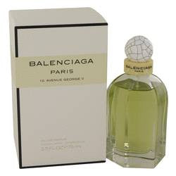 Balenciaga Paris Eau De Parfum Spray By Balenciaga - 2.5 oz Eau De Parfum Spray - Balenciaga