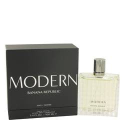 Banana Republic Modern Eau De Toilette Spray By Banana Republic - 3.4 oz Eau De Toilette Spray - Banana Republic