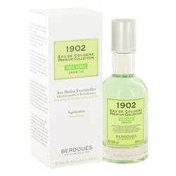 1902 Green Tea Eau De Cologne Spray (Unisex) By Berdoues - 3.3 oz Eau De Cologne Spray - Berdoues
