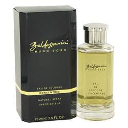 Baldessarini Eau De Cologne Concentree Spray By Hugo Boss - 2.5 oz Eau De Cologne Concentree Spray - Hugo Boss