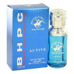 Beverly Hills Polo Club Active Eau De Toilette Spray By Beverly Fragrances - 1.7 oz Eau De Toilette Spray - Beverly Fragrances
