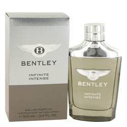Bentley Infinite Intense Eau De Parfum Spray By Bentley - 3.4 oz Eau De Parfum Spray - Bentley
