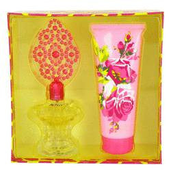 Betsey Johnson Gift Set By Betsey Johnson - 3.4 oz Eau De Parfum Spray + 6.7 oz Body Lotion - Betsey Johnson