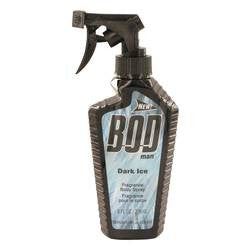 Bod Man Dark Ice Body Spray By Parfums De Coeur - 8 oz Body Spray - Parfums De Coeur