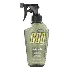 Bod Man Lights Out Body Spray By Parfums De Coeur - 8 oz Body Spray - Parfums De Coeur