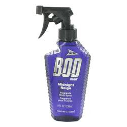 Bod Man Midnight Reign Body Spray By Parfums De Coeur - 8 oz Body Spray - Parfums De Coeur